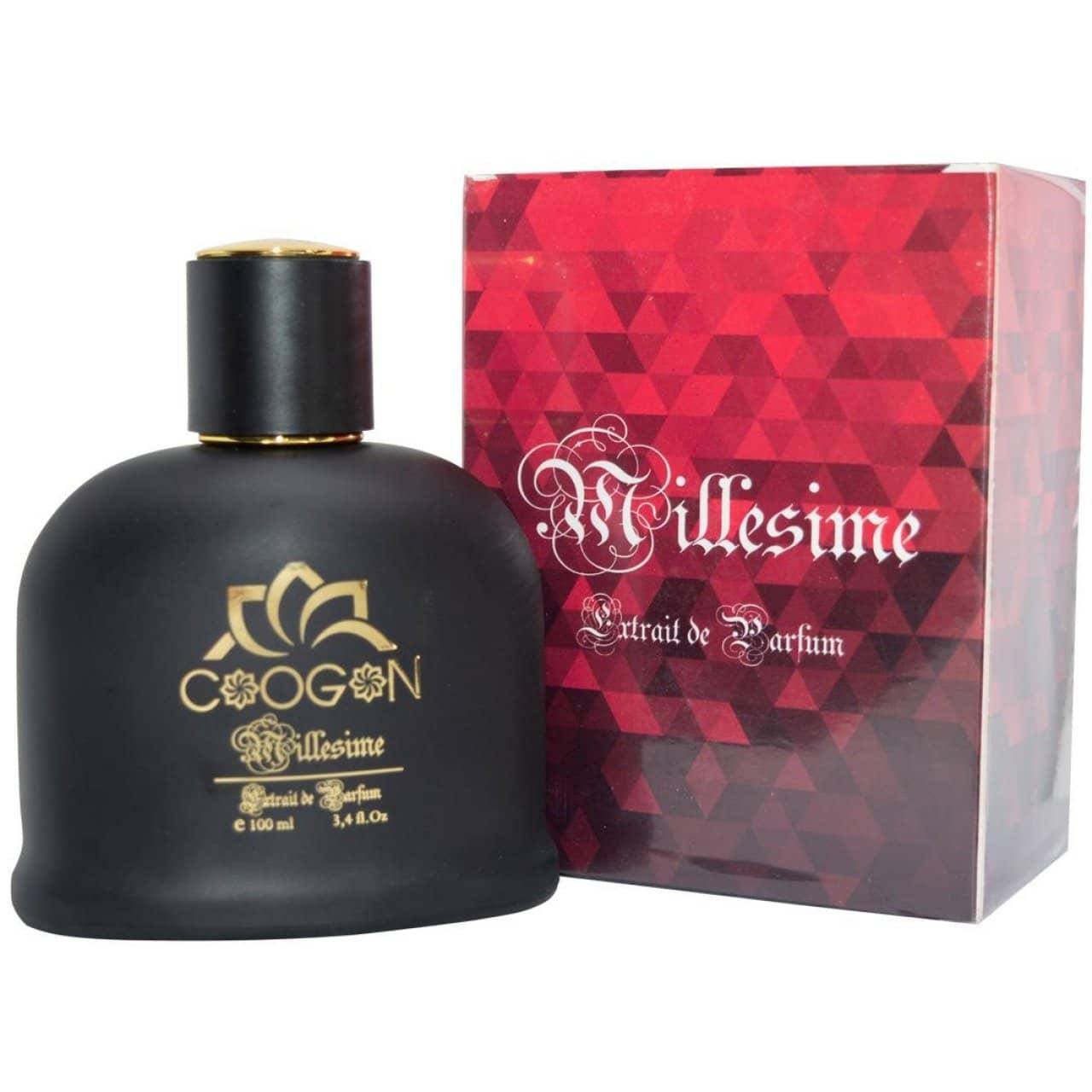 Parfum homme réf 018-100ml